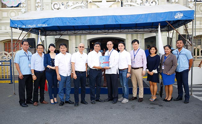 City of San Fernando DBP launch e-payment portal