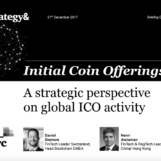 ICO Report: Singapore, Hong Kong and Switzerland are leading
