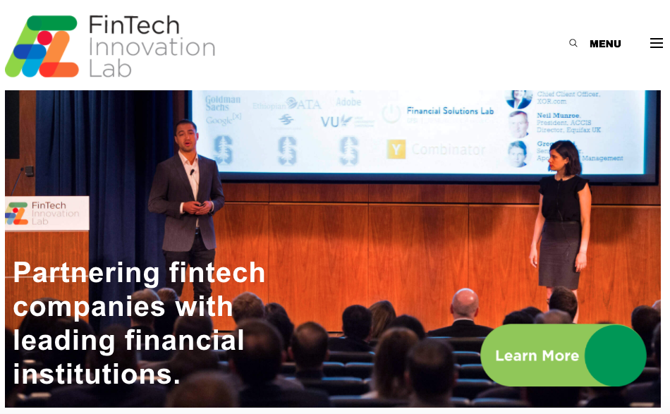 - Fintech Innovation Lab 2018 - Top 10 Fintech Accelerators In Southeast Asia And Hong Kong for 2018