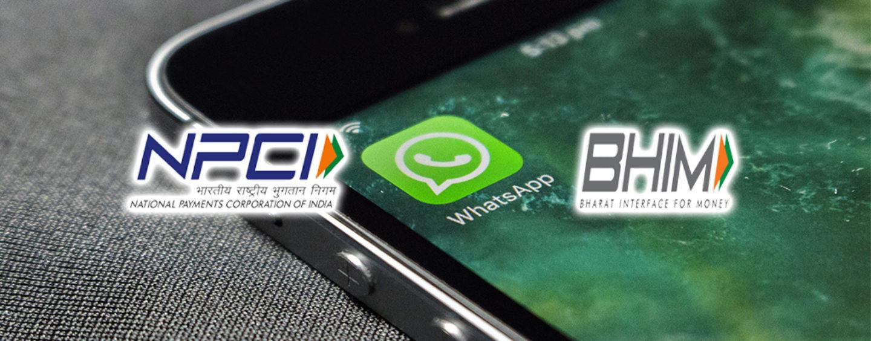 NPCI Statement Pertaining to WhatsApp BHIM UPI Beta Launch