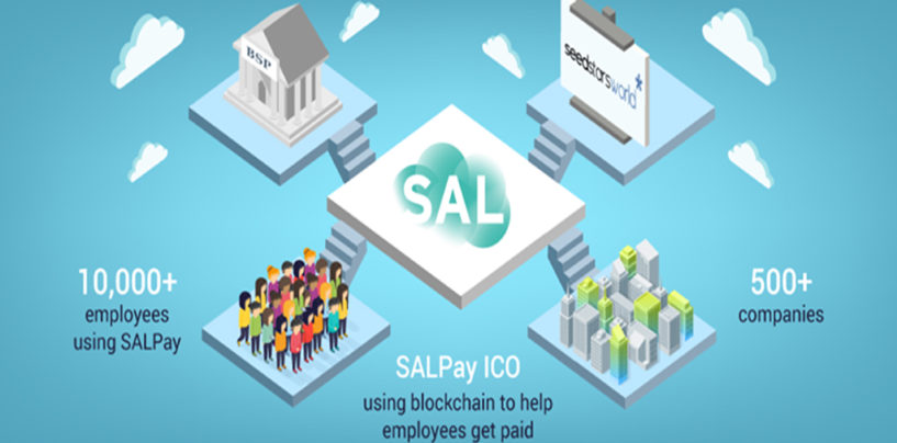 PH Fintech firm Salarium raises $13.5m in ICO