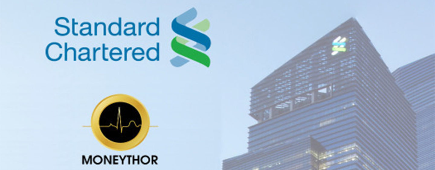 Standard Chartered Selects Moneythor To Enhance Digital Services