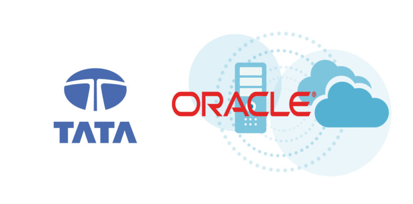 Tata Teams Up With Oracle To Drive Digital Transformation For Global Enterprises