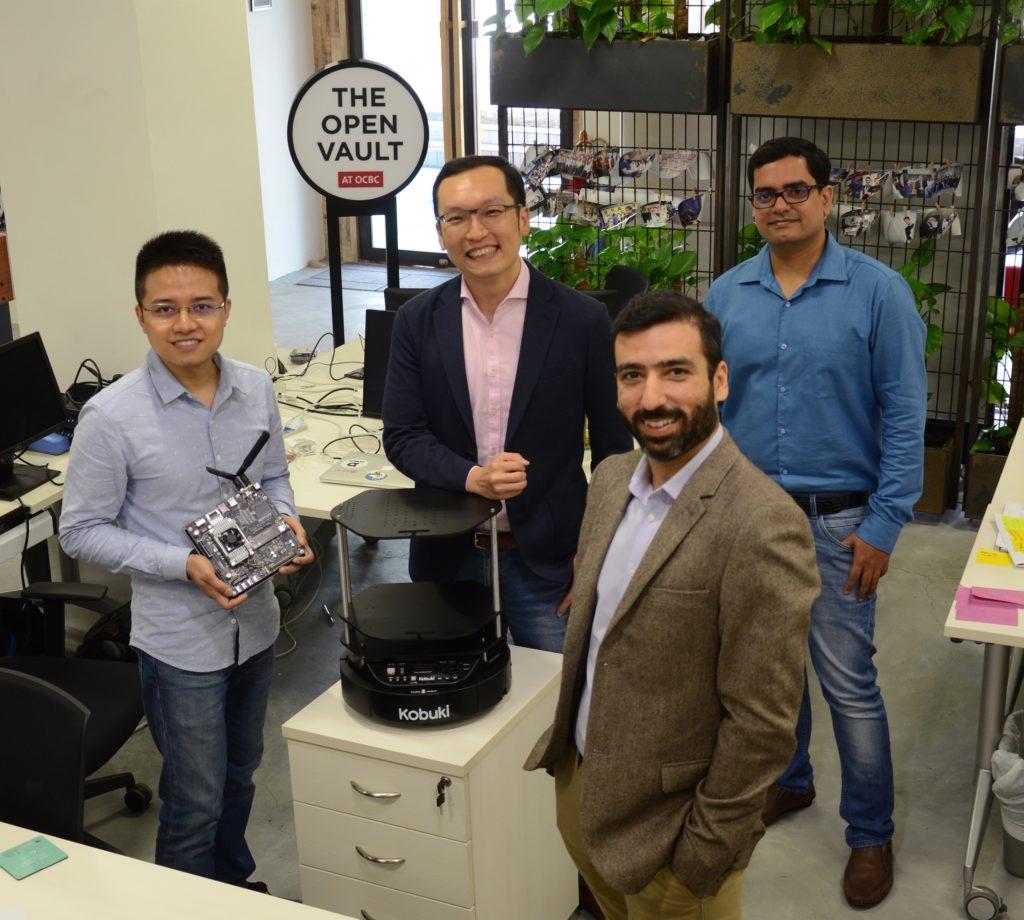 AI Lab at TOV-OCBC Bank