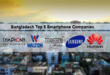 Bangladesh Smartphone Market Continues Double-Digit Growth in 2017