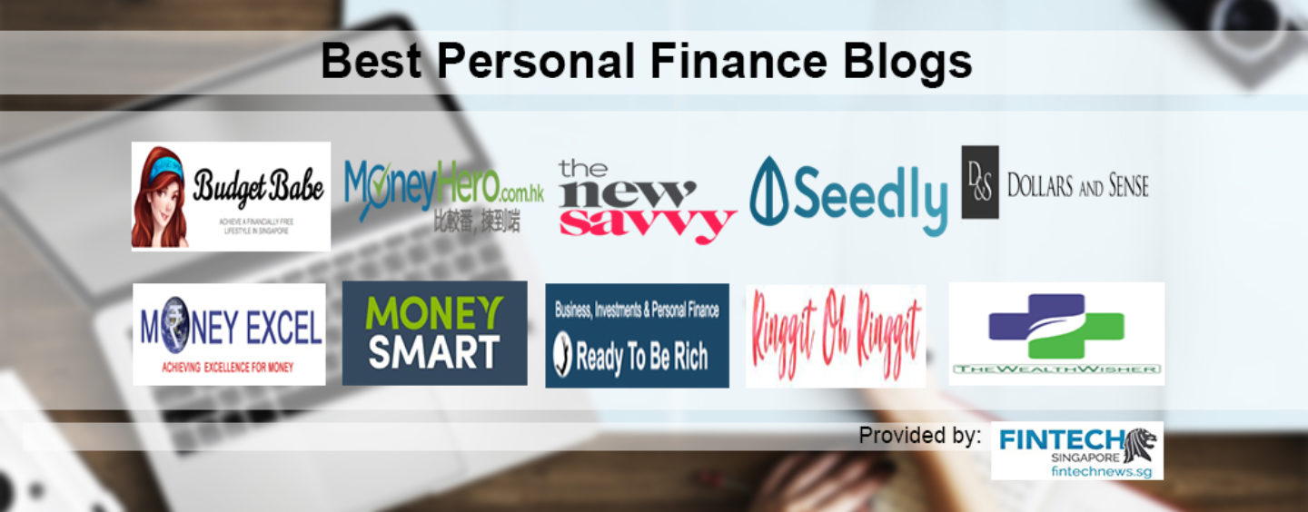 Best Personal Finance Blogs in Singapore and Asia