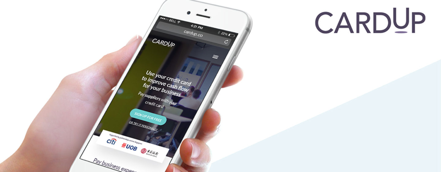 CardUp Secures Funding