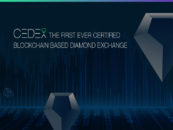 Decentralized Diamond Exchange CEDEX Launches Token Pre-Sale