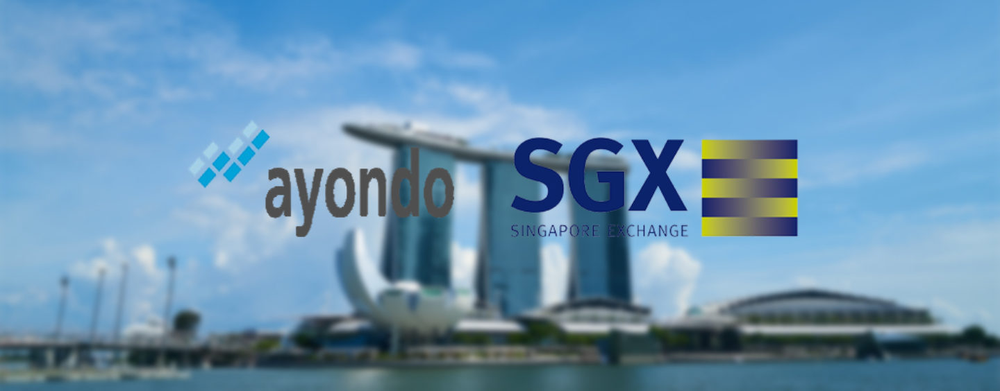 First Fintech to be listed on Singapore Stock Exchange