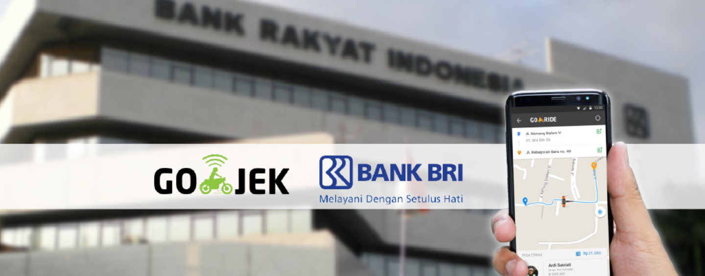Go-Jek and Bank Rakyat Indonesia Teams Up For Financial Inclusion