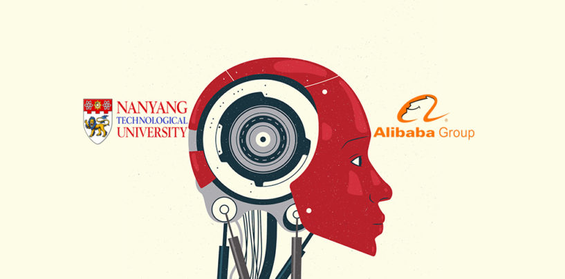 NTU Works with Alibaba on Their First Joint AI Research Centre Outside of China