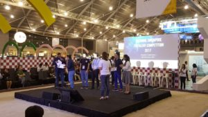 National Singapore FinTalent Competition 2017