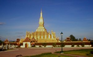 That Louang' in Vientiane  - That Louang Vientiane 300x184 - Alipay rolls out in Cambodia, Myanmar, Laos and the Philippines