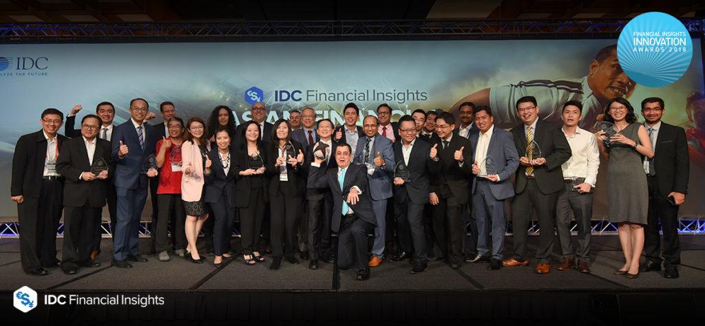idc financial insights winners