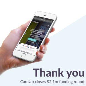 - CardUp 300x300 - Latest Fintech Funding Deals In Singapore