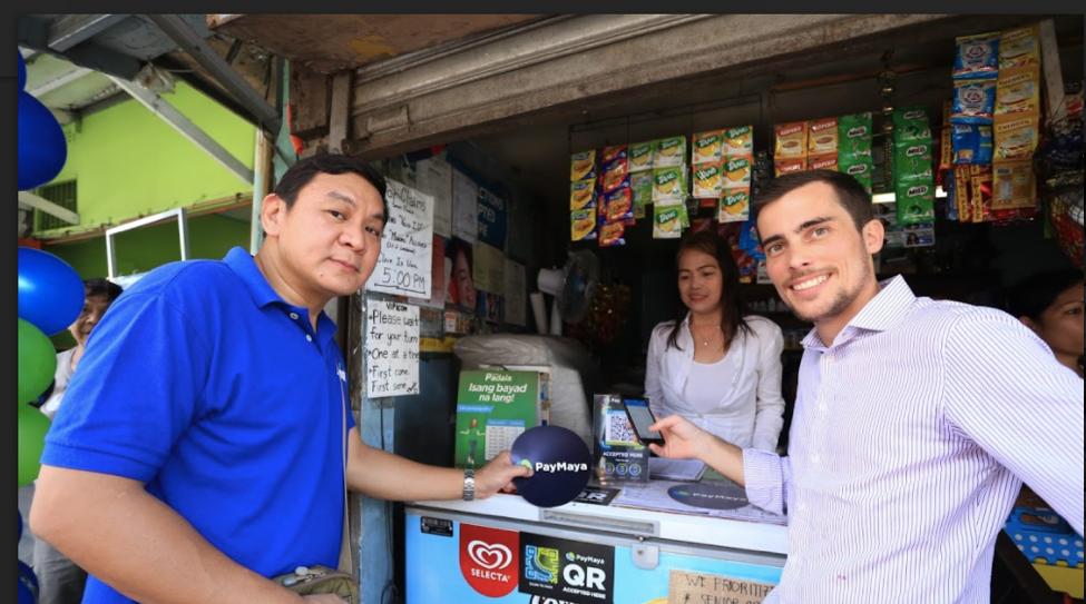 - Digital Sari Sari Store paymaya QR - Philippines Mobile Payment Providers go into Acceleration Mode