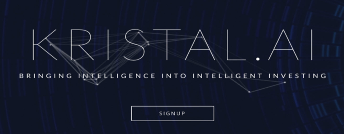 Digital Asset Management Platform Kristal.AI Raises $1.85M Seed Round of Funding