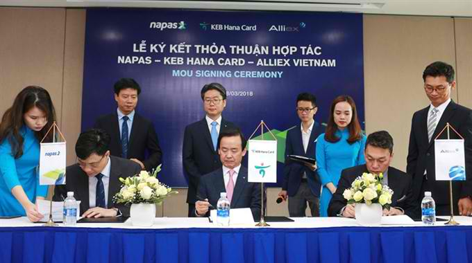 NAPAS to improve cashless payment system in Việt Nam  - NAPAS to improve cashless payment system in Vie    t Nam - Top Fintech Vietnam News from March 2018
