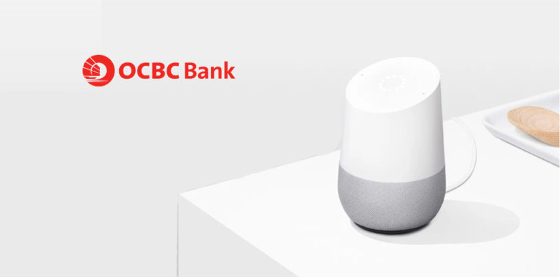 OCBC Bank Singapore to Roll Out AI-Powered Voice Banking Services with Google