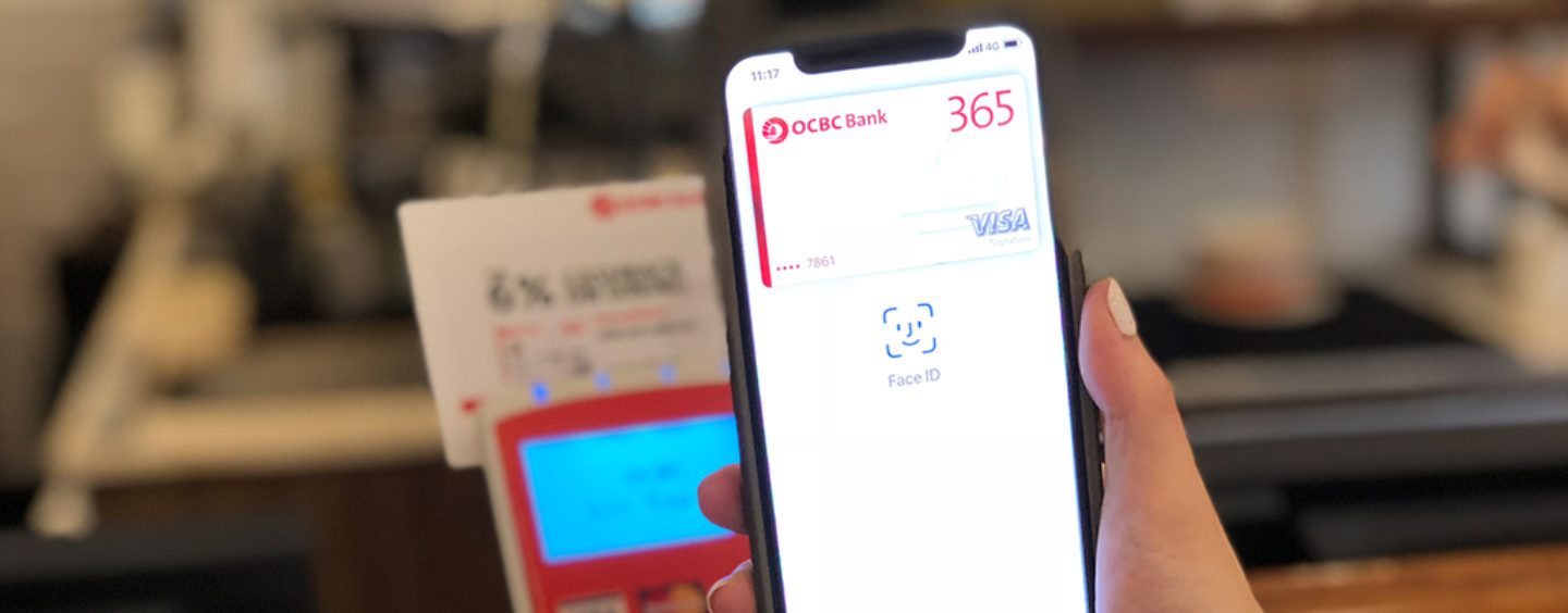 OCBC Bank is first in Singapore to Enable Instant Digital Card Issuance via OCBC Mobile Banking App