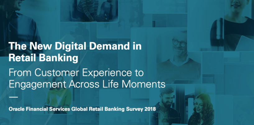 Oracle Survey: Incumbent Banks Must Go Digital To Stay Relevant