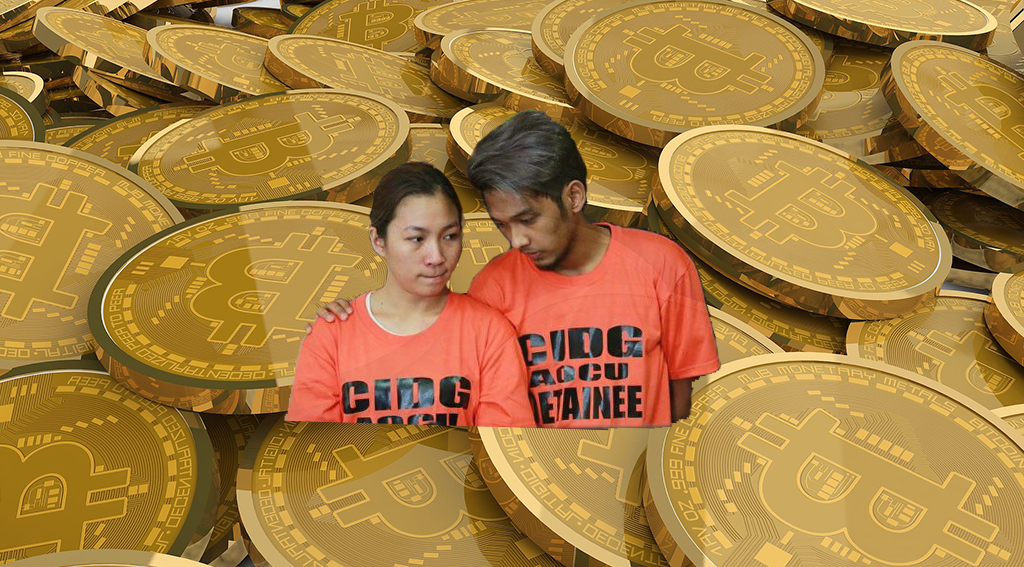 Ordonio couple bitcoin ponzi scheme