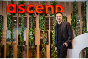 Tanyapong Thamavaranukupt, President of Ascend Money
