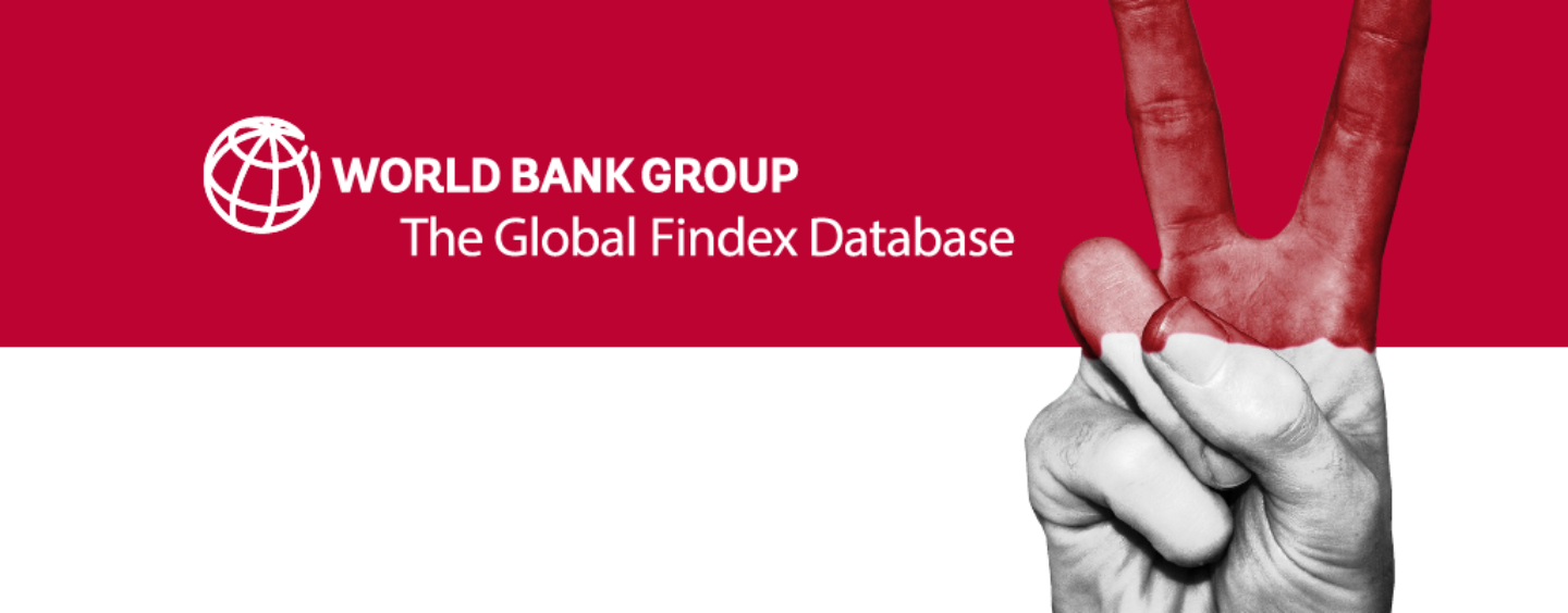 World Bank Global Findex : Indonesia Leads in Financial Inclusion Progress