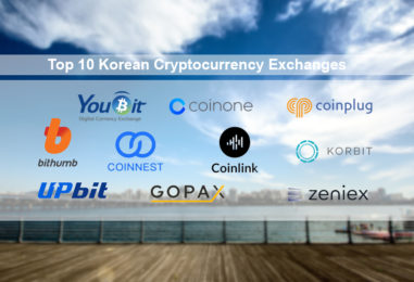 Top 10 Korean Cryptocurrency Exchanges