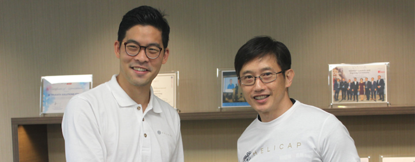 New Singapore Lending Player: Helicap Funded by Former Minister of State