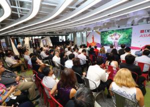 Innovation Lab Crawl - Singapore Fintech Festival