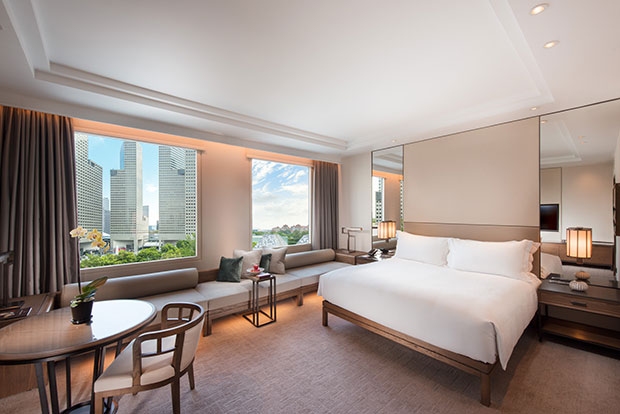 King Room, Conrad Centennial Singapore