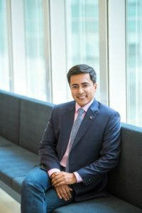 Kunal Chatterjee, Visa Country Manager for Singapore & Brunei