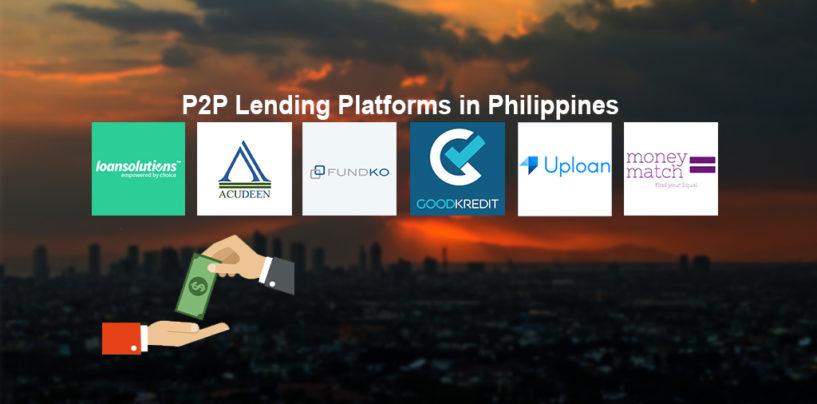 P2P Lending Platforms in Philippines Rising