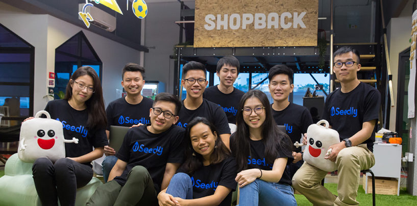 Singapore Personal Finance Management Platform Seedly Acquired by ShopBack