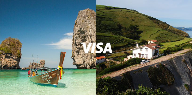 One Lucky Traveler Will Go Cash-Free Around the World