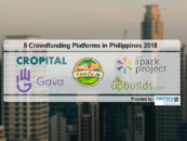 Top 5 Crowdfunding Platforms in Philippines 2018