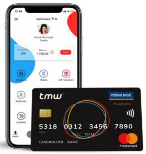 TMW Prepaid Mastercard
