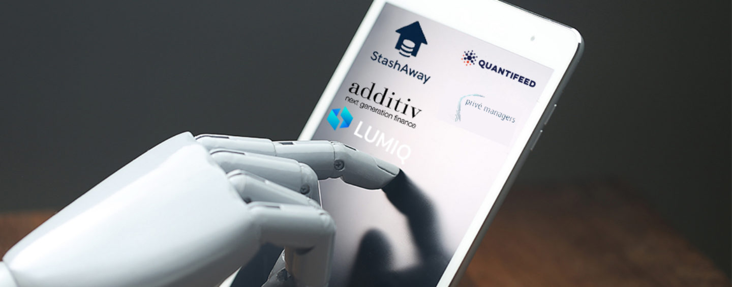 Who is the Best Robo-Advisor in Asia?