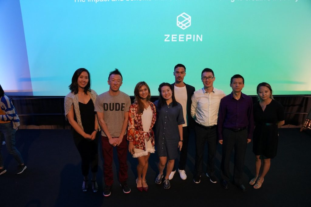 Zeepin meetup Singapore