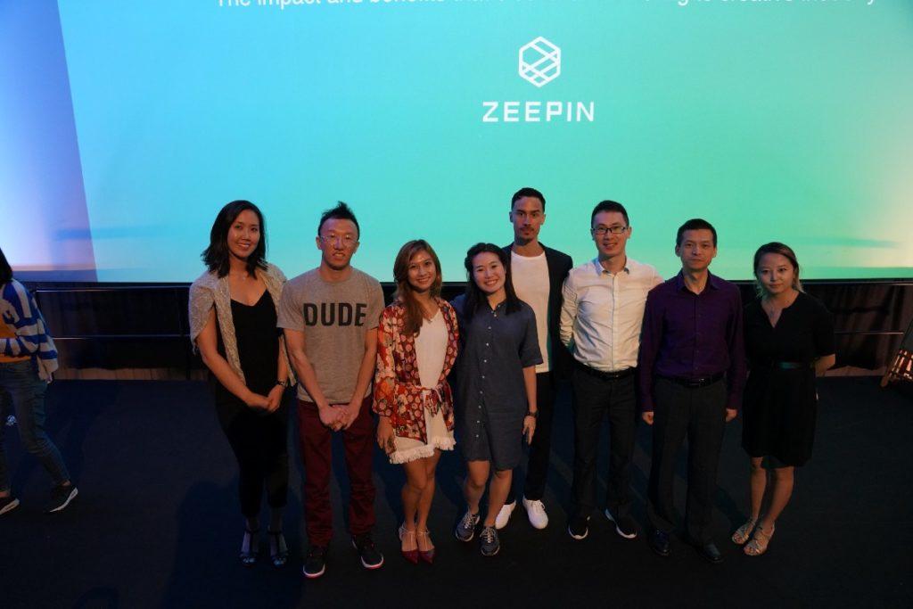 Zeepin meetup Singapore