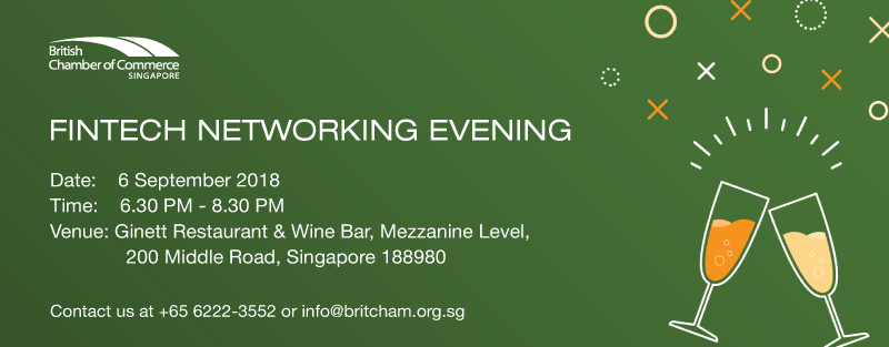 Fintech Networking Evening