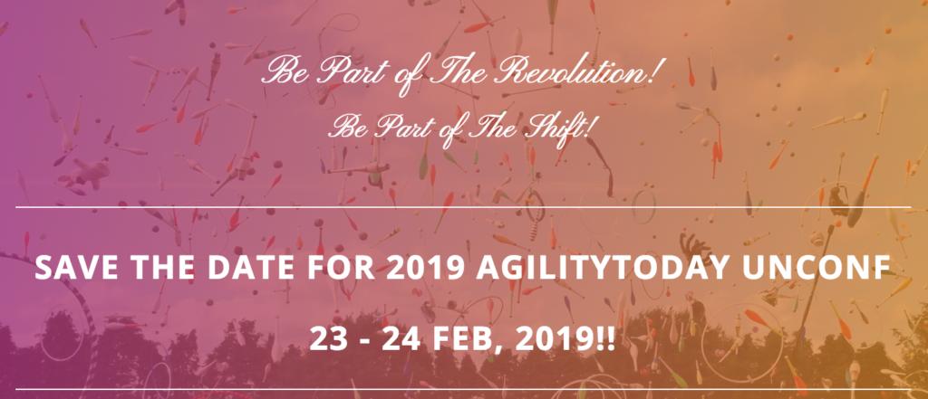 Agilitytoday 2019