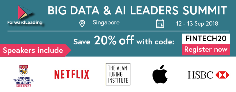 Big Data & AI Summit - Fintech News