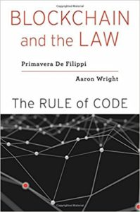 Blockchain and the Law- The Rule of Code