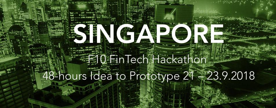 F10 hackathon singapore event hotels