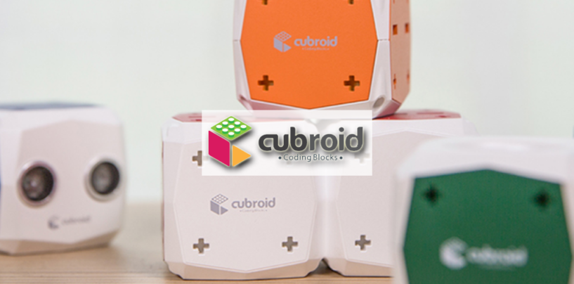 Korean Startup Cubroid: Opening Up a World Through Robots
