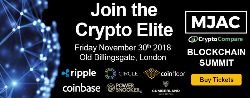 MJAC Crypto Compare Blockchain Summit