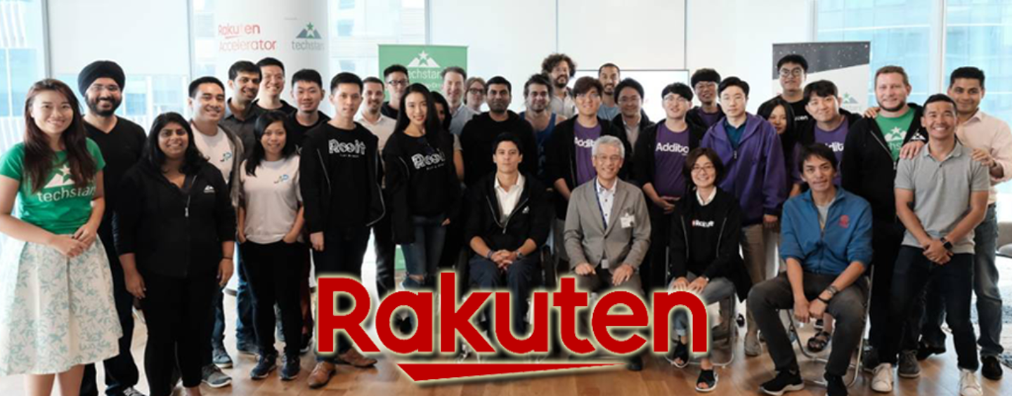 2 Fintech Startups Made it Into the Rakuten-Techstars Accelerator in Singapore