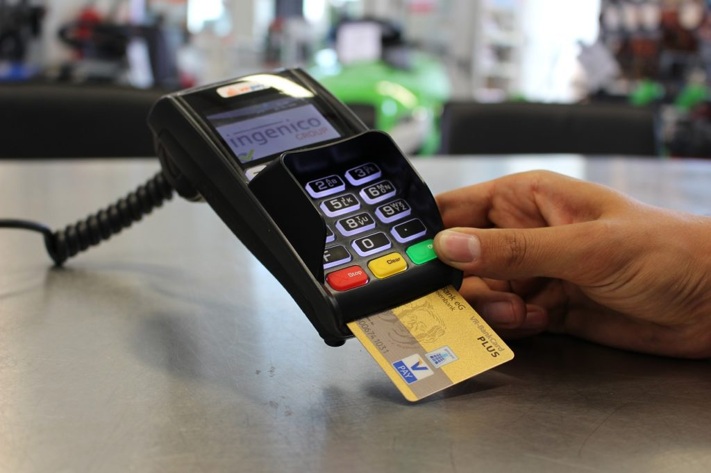 cashless indonesia e-money cards unbanked card payment